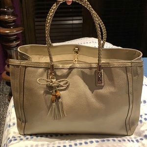 Gold Gucci Bag, never been used